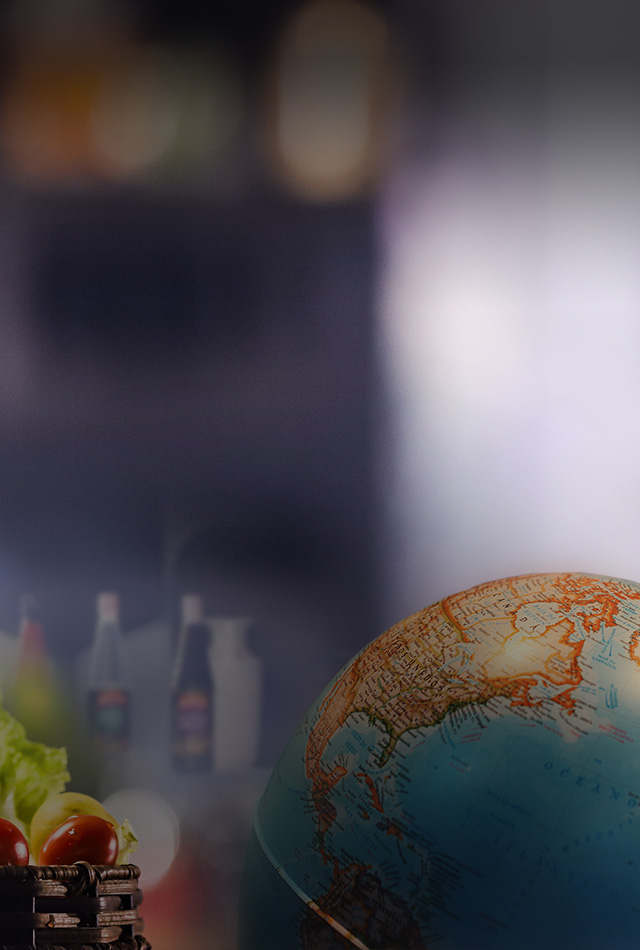 Global Presence Mobile Header